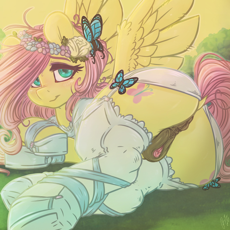 Spring Fluttershy