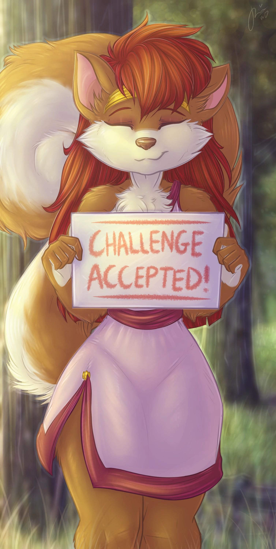 Venus Challenge Accepted !